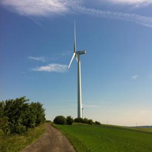 Dewind D6 used wind turbine