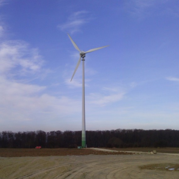 Enercon E40 used wind turbine for sale