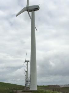 Used wind turbine for sale at Dutchwind Windmaster HMZ 300KW