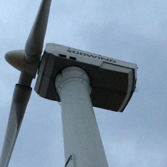 sudwind n3127 used wind turbine second hand wind turbine