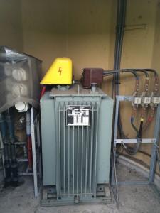 Winsmaster 300KW transformer Dutchwnd