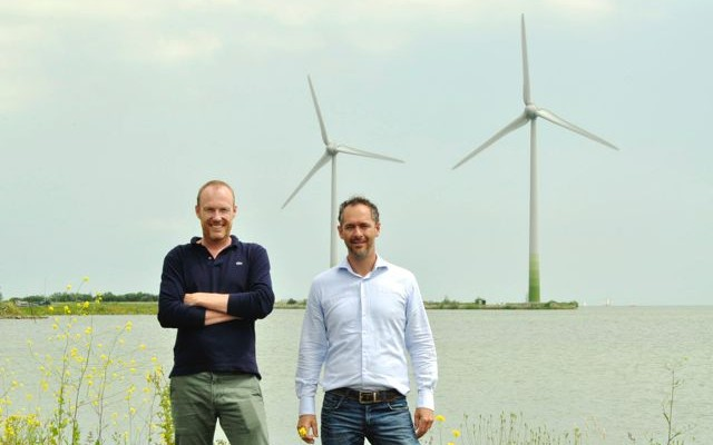 About us Dutchwind Maurik Ankersmit Reinold Disse brokers used wind turbines
