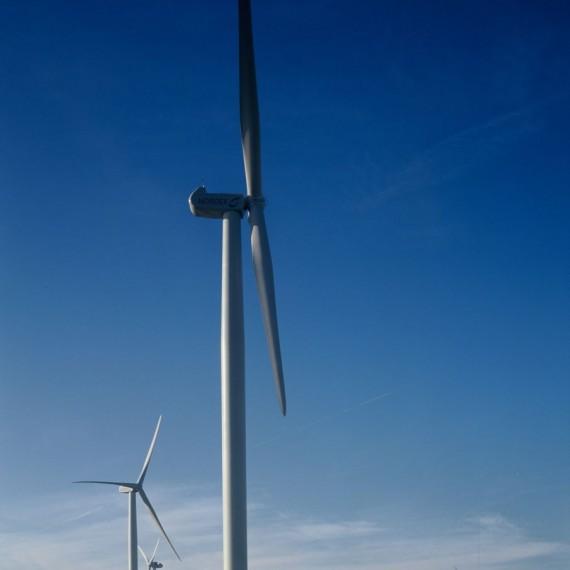 Nordex N80-2.5MW used windturbine
