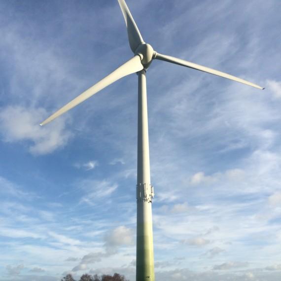Enercon E70 used wind turbine for sale at Dutchwind