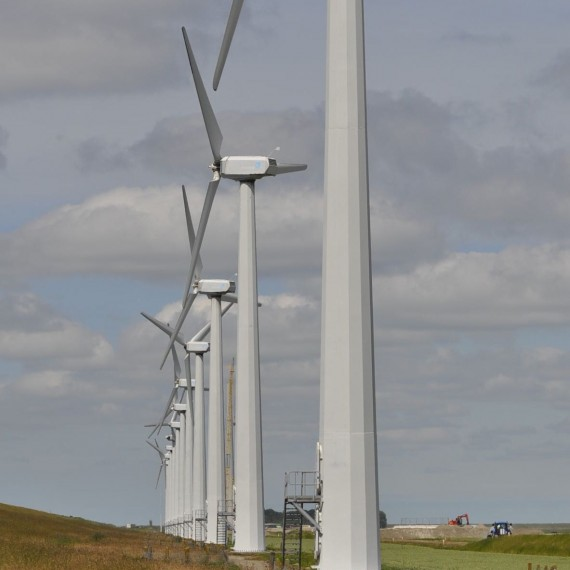 Windmaster 300 KW, Dutchwind used windturbine secondhand wind turbine