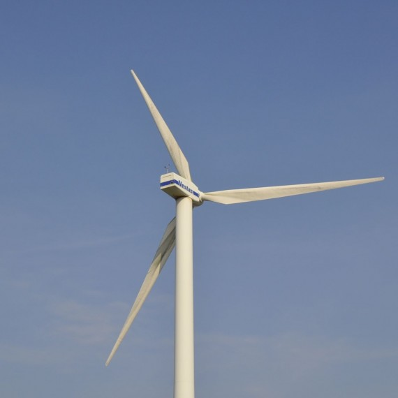 second hand Vestas V52 used wind turbine