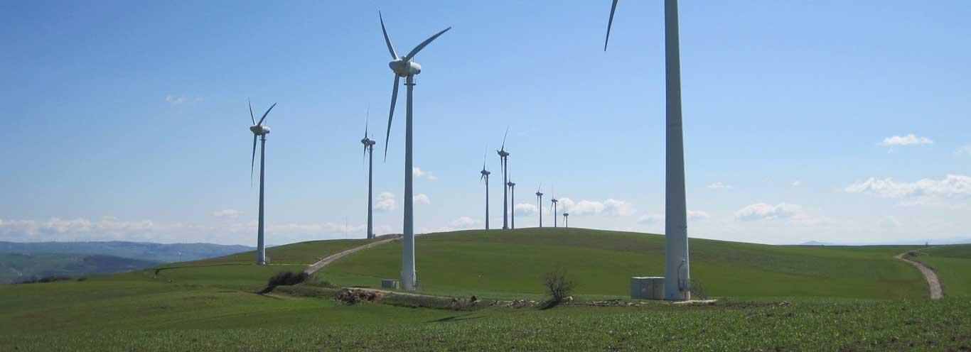 подержанные ветровые турбины